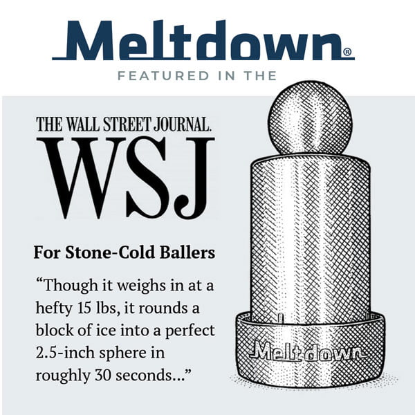 The Wall Street Journal - For Stone-Cold Ballers